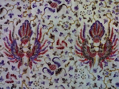 Lasem Javanese Batik Fabric
