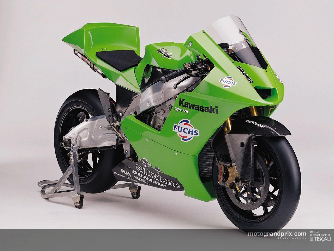 Motorsport Kawasaki ZX RR.