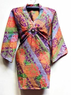 Batik Clothes to Work