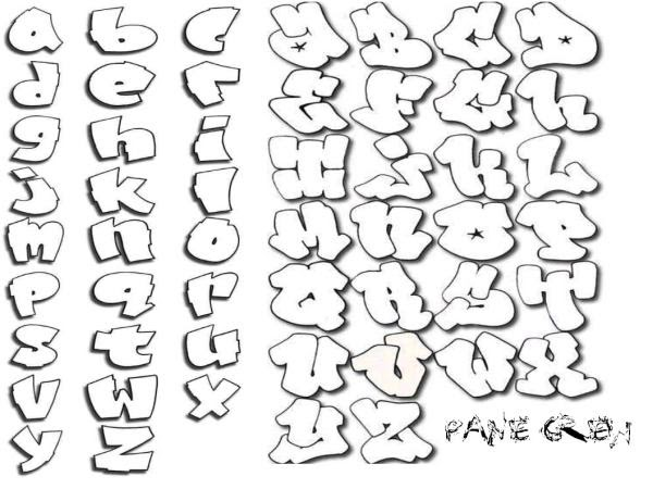 Alphabets Graffiti My Name Graffiti Sketches