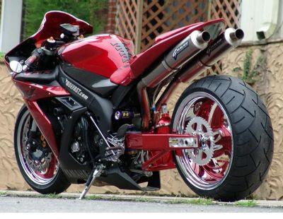 Modification Cool Yamaha R1