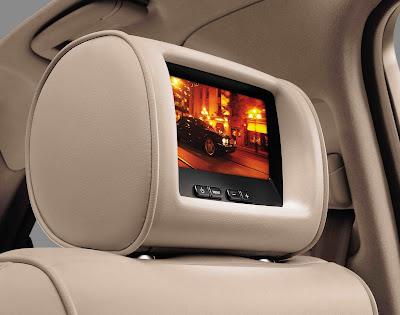 Jaguar Cars Xj. TV In Car Interiors Jaguar XJ