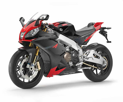 MOTORCYCLE MODIFICATION | 2010 Aprilia RSV4 Base