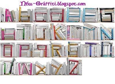 Graffiti Alphabet Book, Graffiti Alphabet Letters