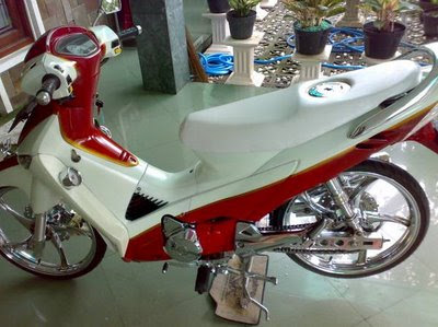 Popular Motorcycles Modification