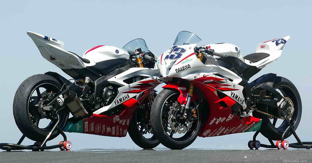 the bests of motorcycle custom yamaha yzf r6 2007