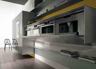 Modern Minimalist Kitchen Designs