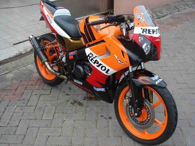 Honda 150 CBR Repsol