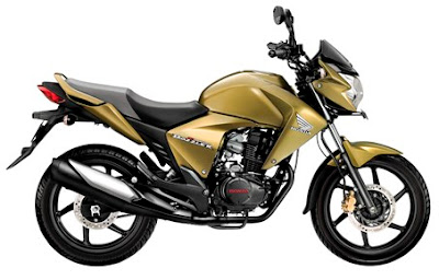 New Honda MegaPro Pictures 2010