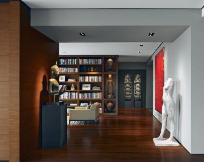 Apartment Interior Design in San Francisco Russian Hill - Minimalist ...