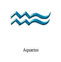 Zodiac Signs Aquarius Online