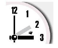 retrasar el reloj