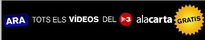 Vídeos gratis en 3alacarta