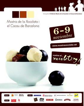 Muestra del Chocolate y el Cacao