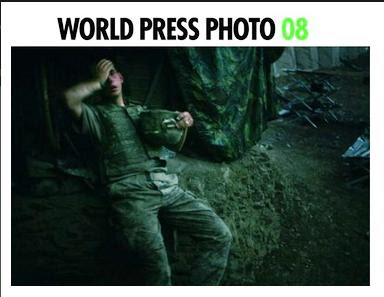 Exposición de las fotografías ganadoras del World Press Photo 2008