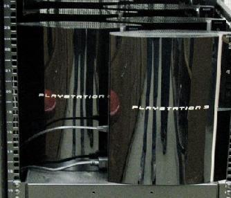 Se utilizan 16 PlayStation para un estudio científico