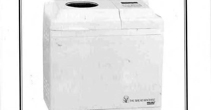 welbilt bread machine blog model abm4100t welbilt bread machine instruction manual 4900 Welbilt Bread Machine Recipe ABM4100T Welbilt Bread Machine Parts