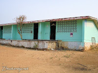 the primary school at Cayacal