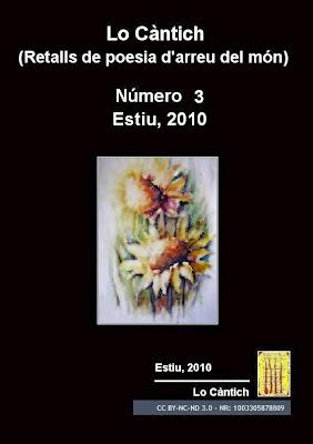 Lo Càntich - Número 3 - Estiu, 2010