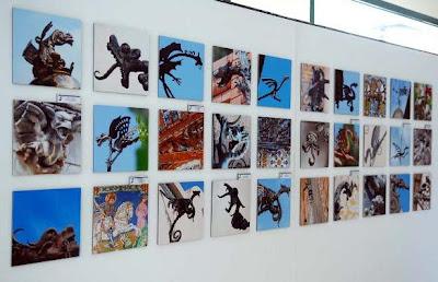 Exposició Dracs i Colors