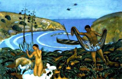 Mediterrani (Joaquim Sunyer i de Miró)