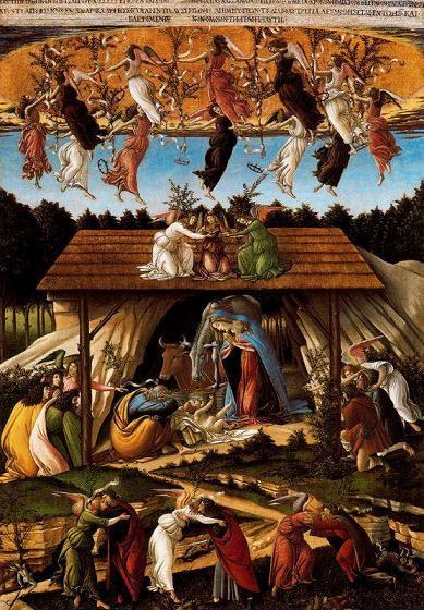 Nativitat Mística (Sandro Botticelli)