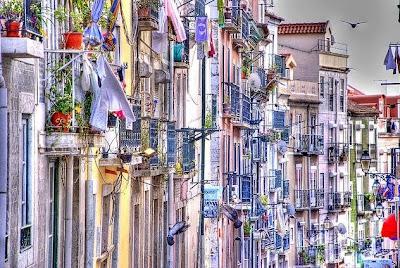 Bairro Alto de Lisboa (Víctor Nuño)