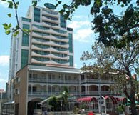 Astor hotel or serviced apartment Brisbane