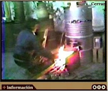 """VIDEO """"CERÁMICAS DANZANDO CON EL FUEGO"""" - 1988"""