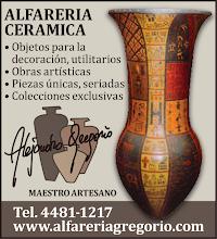 ALFARERÍA CERÁMICA ARTÍSTICA ARTESANAL