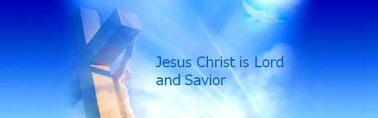 Jesus Christ is Lord and Savior