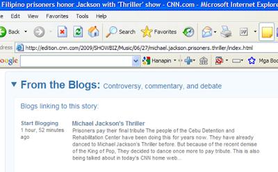 Dancing Inmates CNN Link