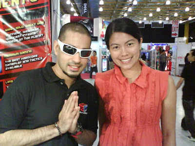 Sam YG and Pulikat Doll