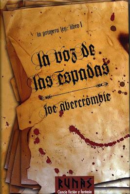 La Voz de las Espadas  (La Primera Ley 1) - Joe Abercrombie La_Voz_de_las_Espadas