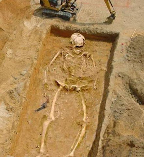 ghatothkach skeleton found