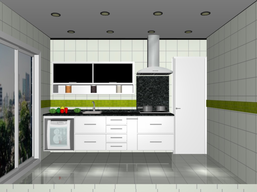 Interior Design: COZINHAS #7A8624 1024 768