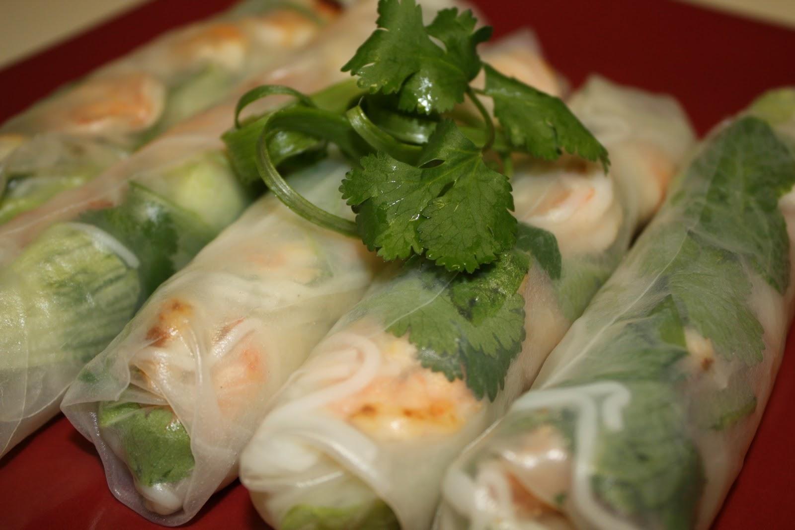 Vietnamese Summer Rolls (Goi Cuon)   Cha Gio Girl
