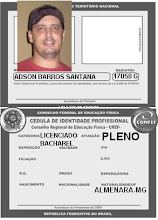 PROFESSOR BACHAREL/LICENCIADO