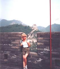 PRIMER VIAJE A CHINA 1998