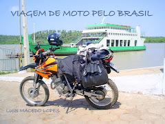 VIAGEM DE MOTO - CLIK NA FOTO ABAIXO