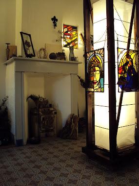 Galerie La Petite Renarde Rusée, à Lompret (59 - F)