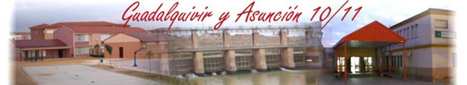 Guadalquivir y Asunción 10/11