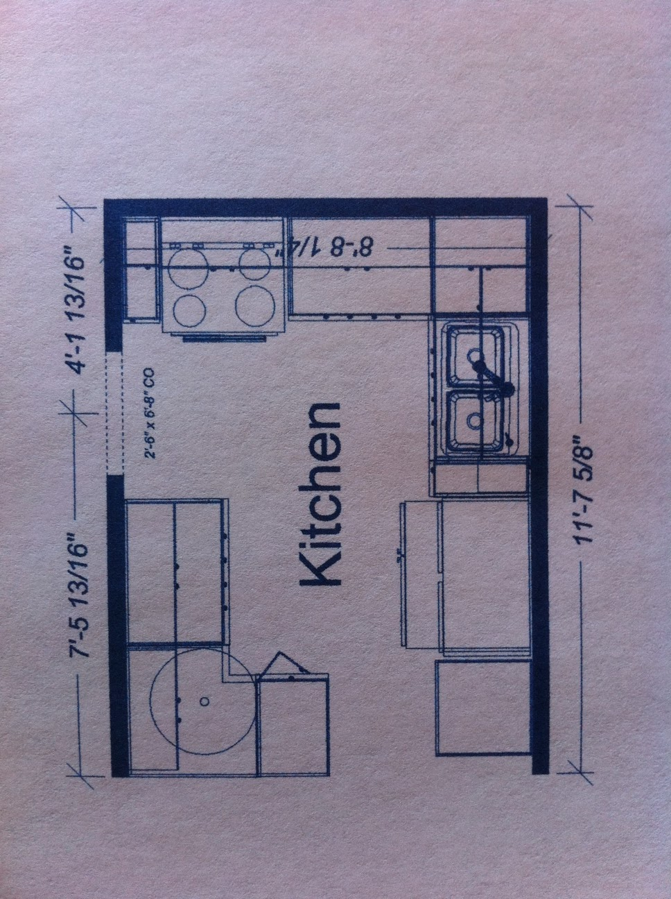 Premium kitchen blog kitchen design blueprint kitchen design blueprint malvernweather Gallery
