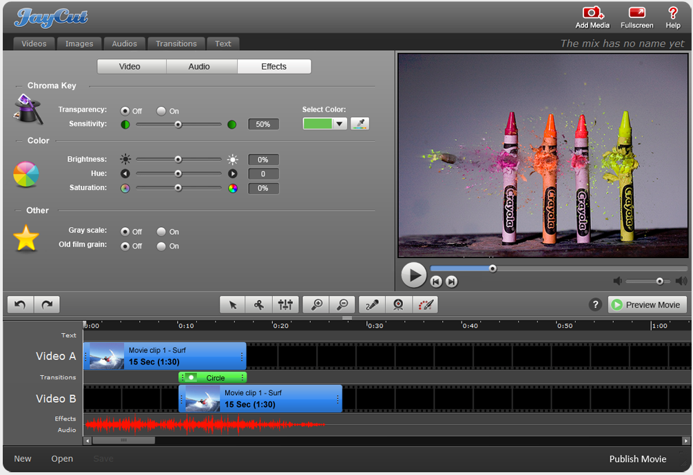 VSDC Free Video Editor  Free download and software