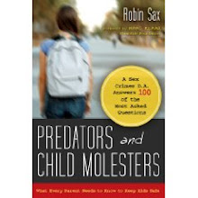 "Robin Sax - ""Predators and Child Molesters"""