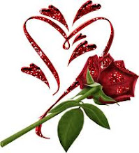 lovely rose @};-