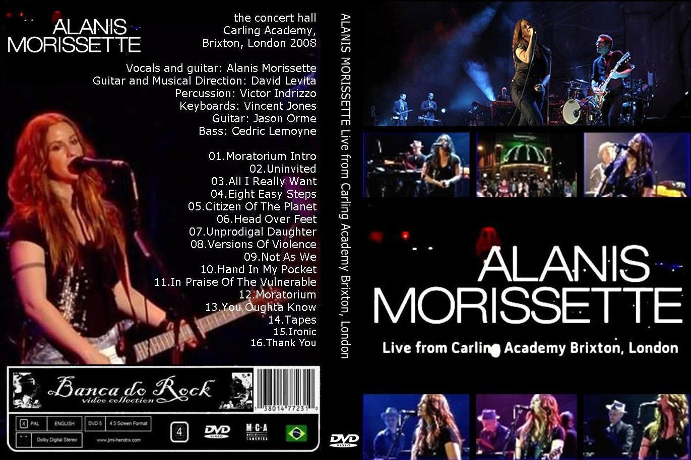 Alanis Morissette - Live At The Budokan- April 25th 1999