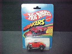 1981 Mattel Hot Rod