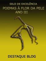 Selo agraciado por Soninha Porto