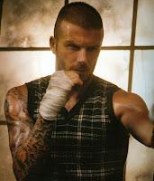 David Beckham Calendar 2009 2
